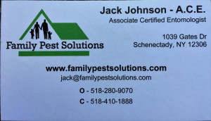 JACK JOHNSON-FAMILY PEST SOLUTIONS