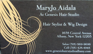 MARY JO SCHUMAN-GENESIS HAIR STUDIO